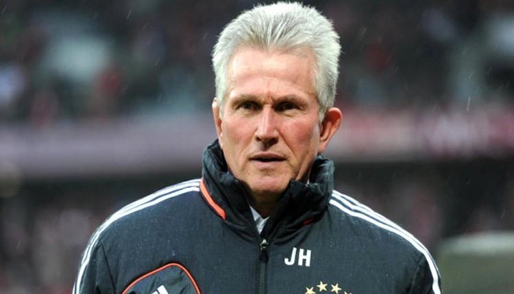 Bayern Münih, Jupp Heynckes'i açıkladı