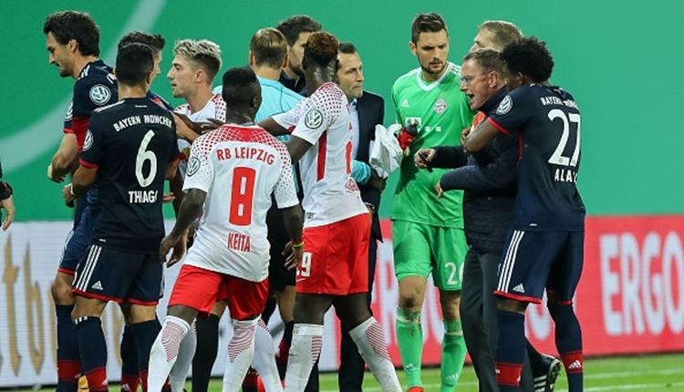 Bayern Münih - Leipzig maç özeti ve golleri (İZLE)