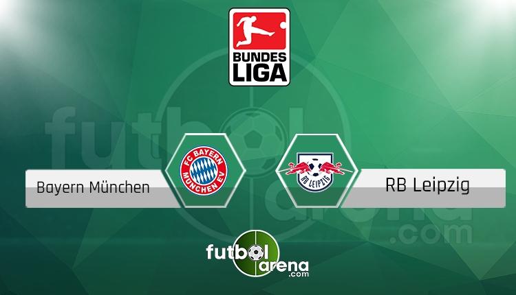 Bayern Münih Leipzig maçı saat kaçta, hangi kanalda?