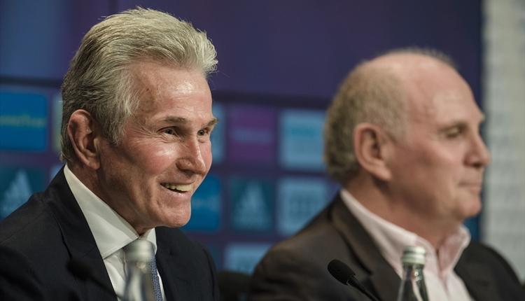 Bayern Münih'e imza atan Heynckes itiraf etti!