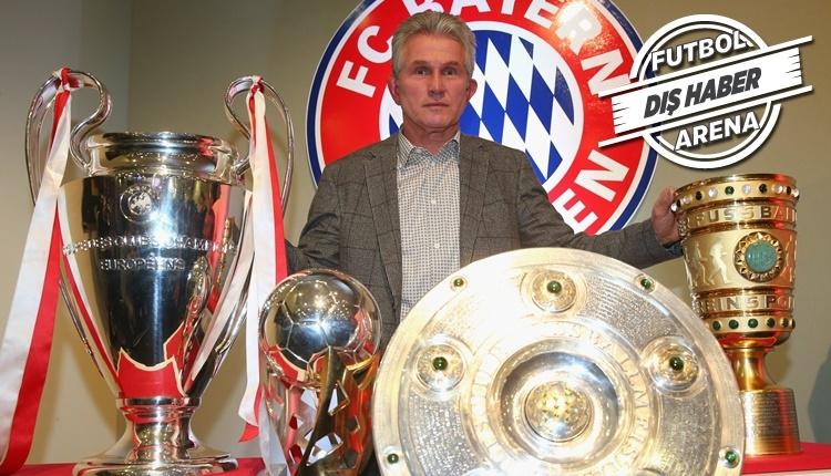 Bayern Münih'te Heynckes: 'Real Madrid gibi olmalıyız'