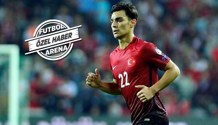 Beşiktaş Kaan Ayhan transferinden haber bekliyor