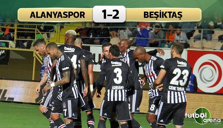 Beşiktaş, Negredo'nun siftahı ile kazandı!