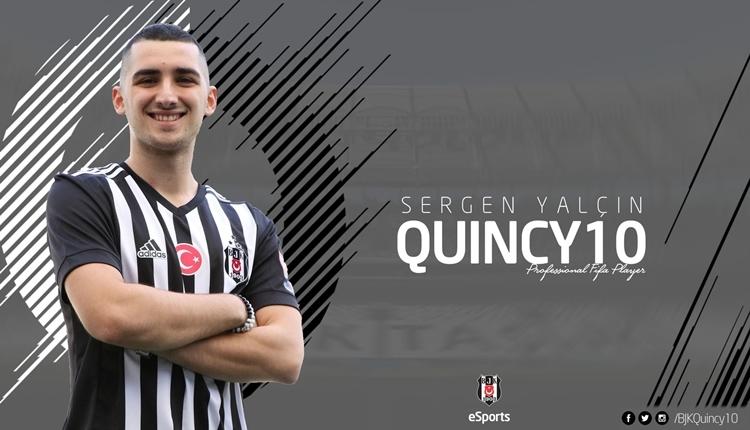 Beşiktaş, Sergen Yalçın'ı transfer etti