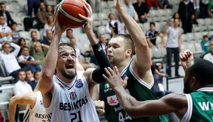 Beşiktaş Sompo Japan, Şampiyonlar Ligi'ne mağlubiyetle başladı