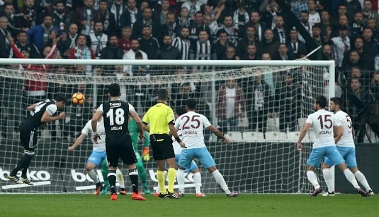 Beşiktaş, Trabzonspor derbisinin kader adamları Anderson Talisca ve Jose Sosa