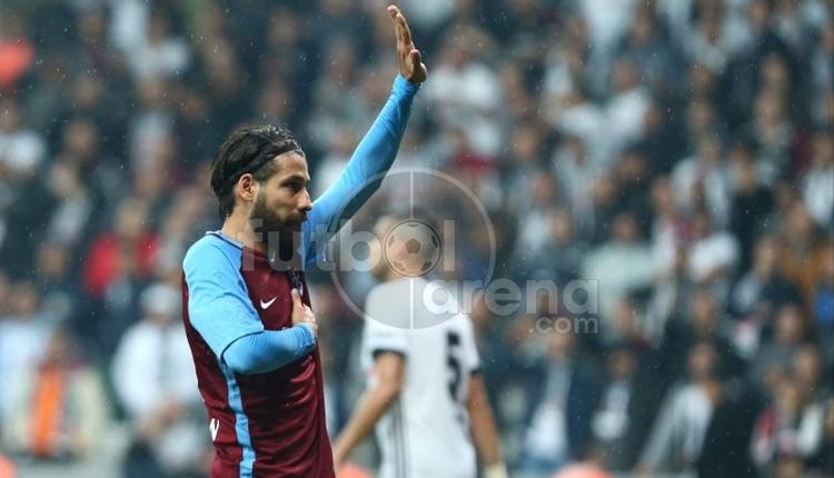 Beşiktaş - Trabzonspor maç sonu Olcay Şahan'dan duygusal sözler