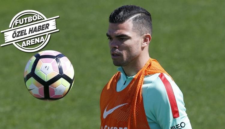 Beşiktaş'a Pepe'nin sakatlığıyla ilgili Portekiz'den cevap!