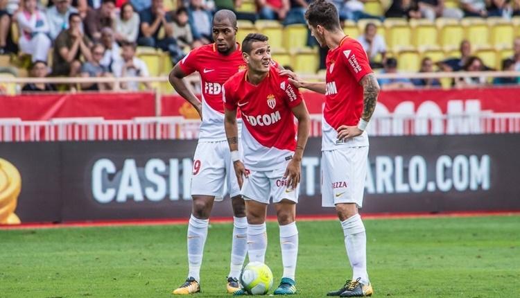 Beşiktaş'ın rakibi Monaco'ya Lyon darbesi (İZLE)