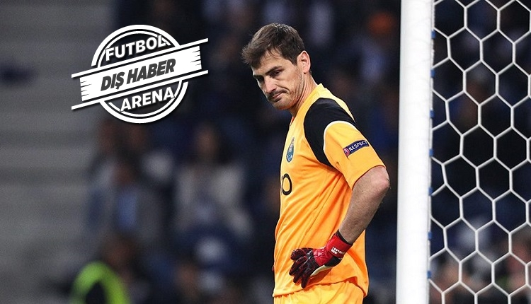 Beşiktaş'ın rakibi Porto'da Casillas depremi