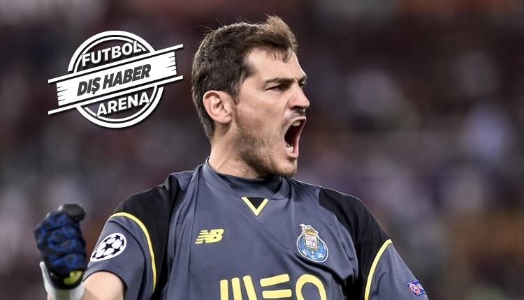 Beşiktaş'ın rakibi Porto'da Casillas yolcu! Yeni takımı...