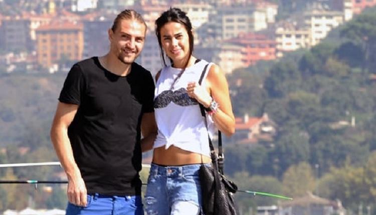 Beşiktaşlı Caner Erkin için mahkemede şok sözler: 'Asena ile direk dansı kursuna gidiyordu.'