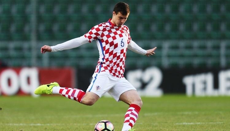 Beşiktaşlı Matej Mitrovic'e milli davet
