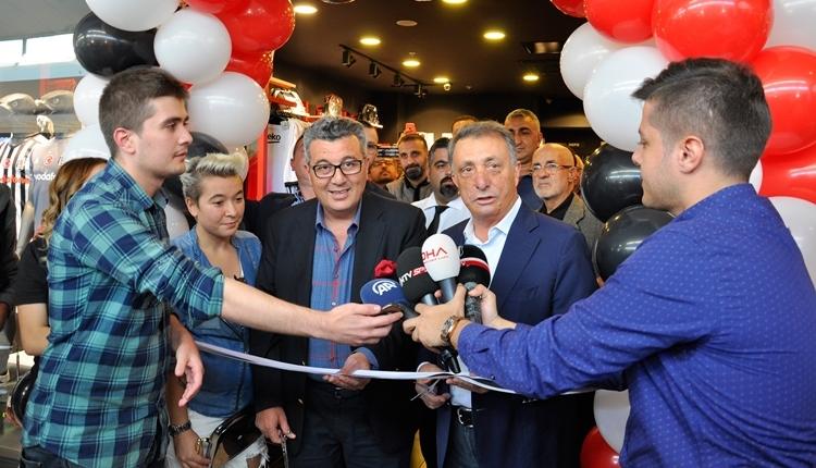 Beşiktaş'ta Ahmet Nur Çebi'den futbolculara uyarı