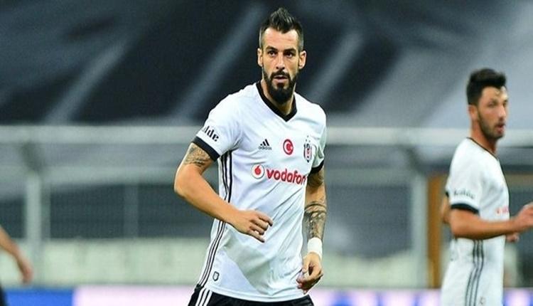 Beşiktaş'ta Alvaro Negredo sabırları taşırdı!