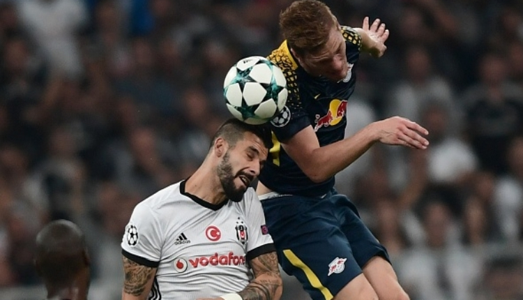 Beşiktaş'ta Alvaro Negredo ve Mitrovic'e şok rapor