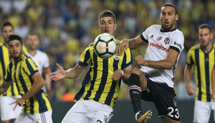 Beşiktaş'ta Cenk Tosun: ''Fenerbahçe maçında tuzağa düşürüldük''