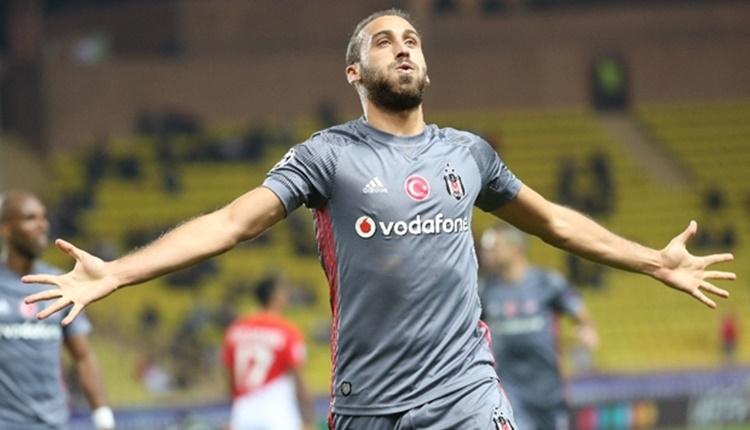 Beşiktaş'ta Cenk Tosun oylamada 2. oldu