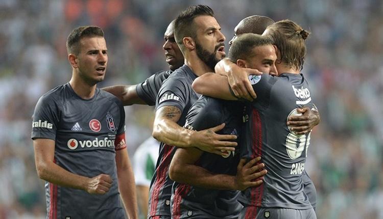 Beşiktaş'ta Dusko Tosic, Negredo'dan daha çok pozisyona girdi