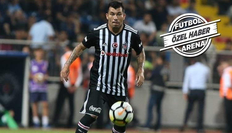 Beşiktaş'ta Gary Medel'den takıma açıklama!