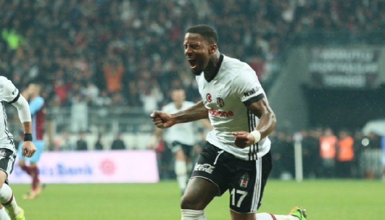 Beşiktaş'ta Lens ilk golünü Trabzonspor'a attı