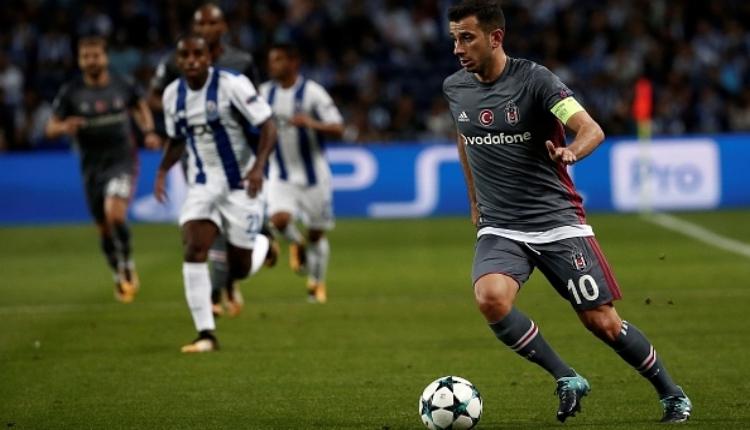 Beşiktaş'ta Oğuzhan Özyakup'a transfer yasağı