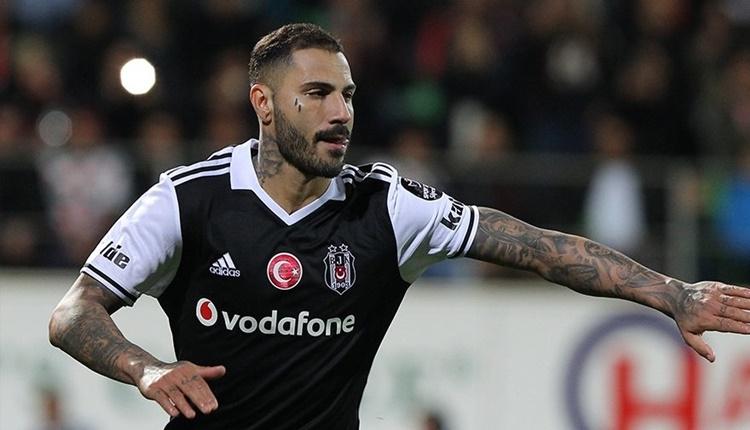 Beşiktaş'ta Ricardo Quaresma'dan gençlere örnek tablo