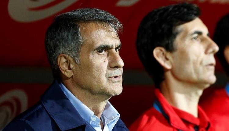 Beşiktaş'ta Şenol Güneş'ten flaş Medel açıklaması: