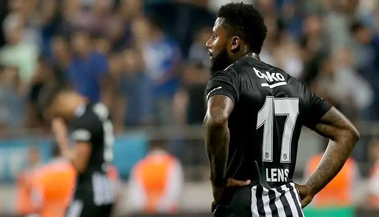 Beşiktaş'ta Şenol Güneş'ten Gary Medel ve Jeremain Lens ile özel görüşme