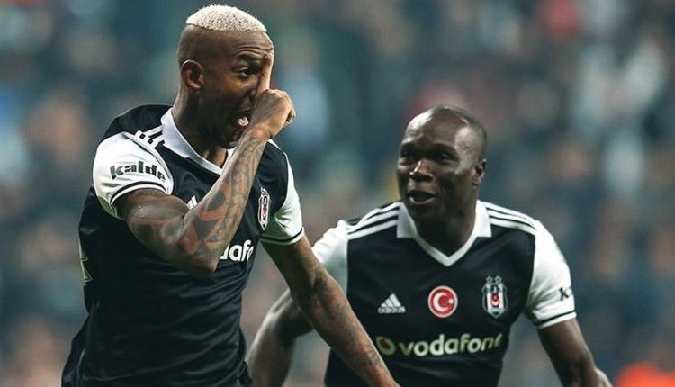 Beşiktaş'ta Vincent Abuobakar ve Anderson Talisca transferi gelişmesi