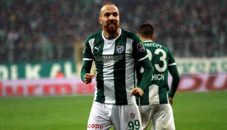 Bursaspor'da Badu'dan sonra Sercan Yıldırım'da sakatlandı