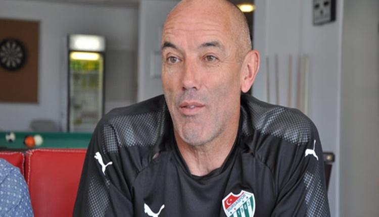 Bursaspor'da Paul Le Guen'den Jose Fernandao açıklaması