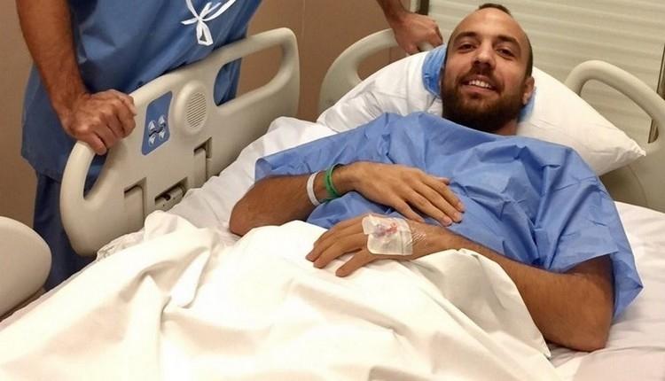 Bursaspor'da Sercan Yıldırım ameliyat oldu
