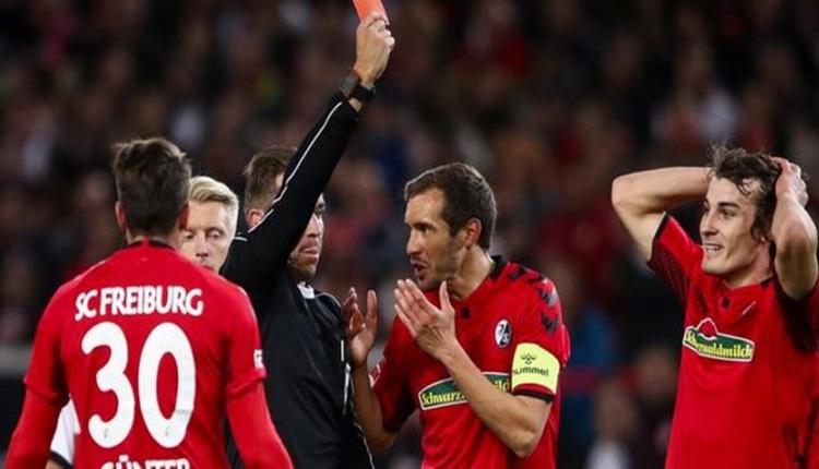 Çağlar Söyüncü'ye Almanya'da 1 maç ceza