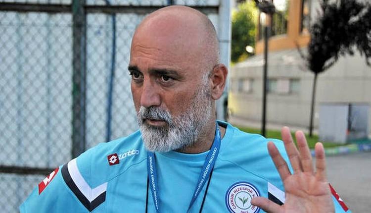 Çaykur Rizespor'da Hikmet Karaman ayrıldı