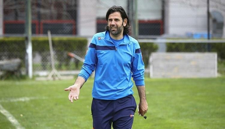 Çaykur Rizespor'da İbrahim Üzülmez'den oyuncularına: