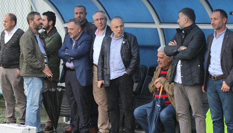 Çaykur Rizespor'da yönetim çıkarma yapmış