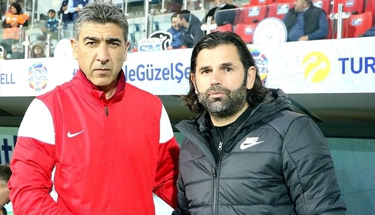 Çaykur Rizespor'da yönetimin ve İbrahim Üzülmez'in ilk galibiyeti