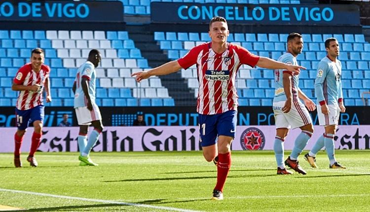 Celta Vigo 0-1 Atletico Madrid özeti ve golü