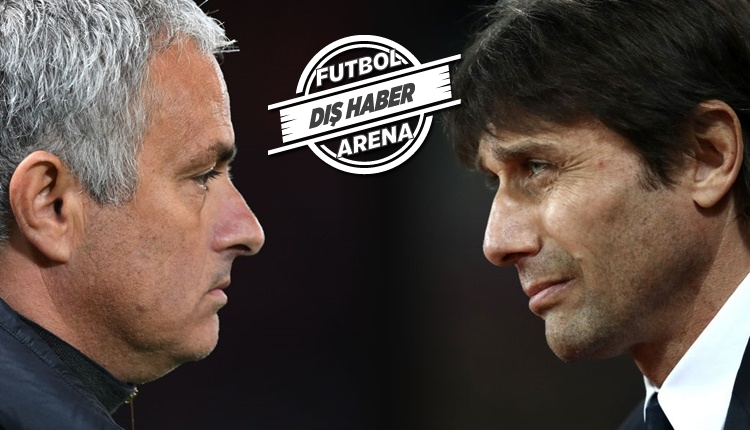Conte'ten Mourinho'ya sert cevap:
