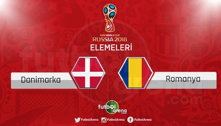 Danimarka Romanya canlı skor, maç sonucu - Maç hangi kanalda?