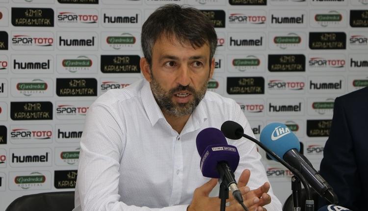 Denizlispor'da Reha Erginer'den Manisaspor maçı itirafı! 'Çok sevinmedik'