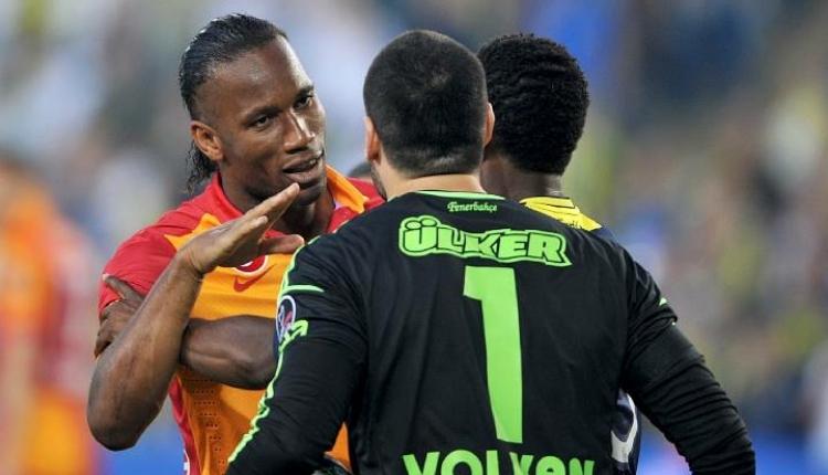 Didier Drogba'dan Galatasaray - Fenerbahçe derbisi paylaşımı