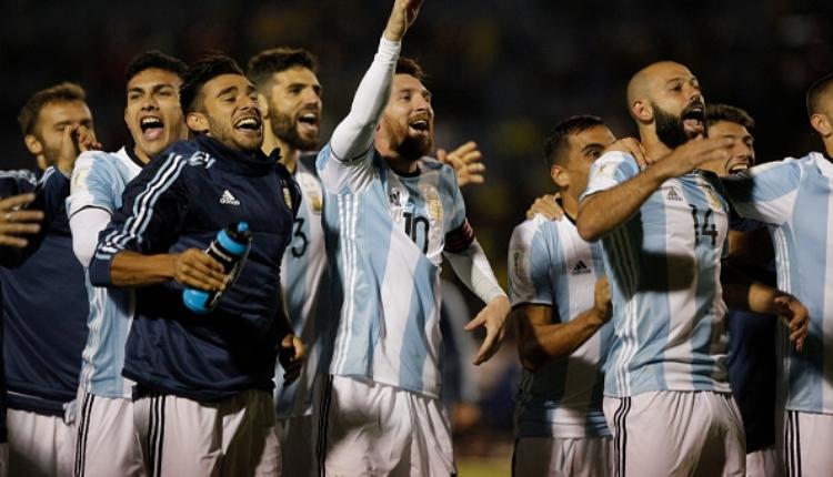 Ekvador 1 - 3 Arjantin maç özeti ve golleri (İZLE)