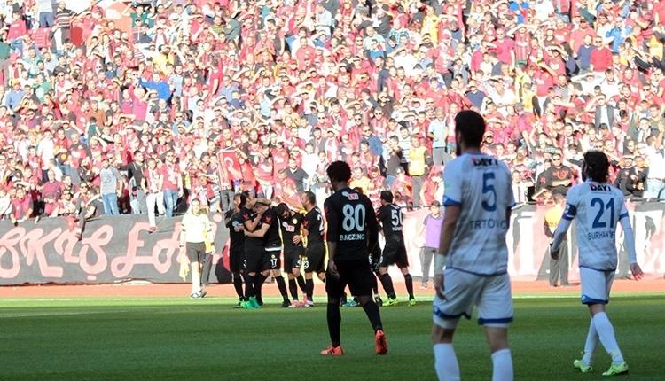 Eskişehirspor 3-1 Erzurumspor maç özeti ve golleri