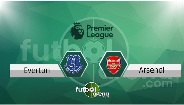 Everton Arsenal canlı skor, maç sonucu - Maç hangi kanalda?