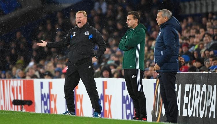 Everton'da Ronald Koeman dönemi sona erdi