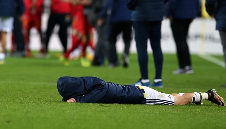Fenerbahçe 3-3 Kayserispor maç sonu canlı yayında şok itiraf: 'Ölebilirdim.'