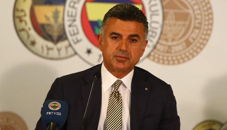 Fenerbahçe Asbaşkanı Önder Fırat'tan Cüneyt Çakır'a tepki