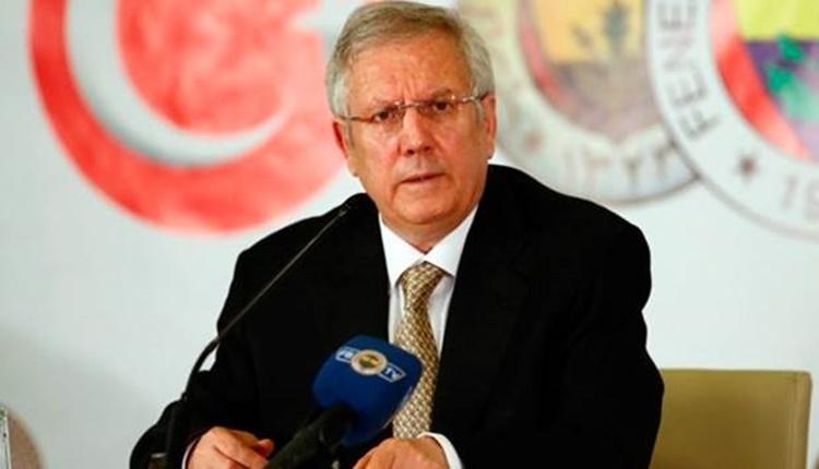 Fenerbahçe Başkanı Aziz Yıldırım: